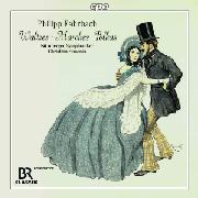 Cover: Fahrbach: Waltzes, Marches, Polkas