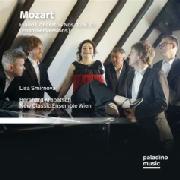 Cover: Mozart: Piano Concertos Nos. 12 & 20