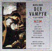Cover: Heinrich Marschner: Der Vampyr
