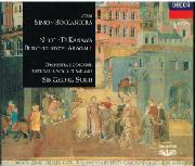 Cover: Giuseppe Verdi: Simon Boccanegra