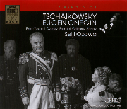 Cover: Peter Iljitsch Tschaikowsky: Eugen Onegin