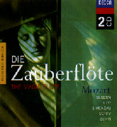 Cover: Wolfgang Amadé Mozart: Die Zauberflöte