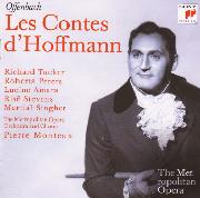 Cover: Jacques Offenbach: Les contes d'Hoffmann