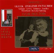 Cover: Christoph Willibald Gluck: Iphigenie en Tauride