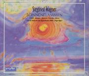 Cover: Siegfried Wagner: Sonnenflammen