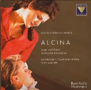Cover: Georg Friedrich Händel: Alcina
